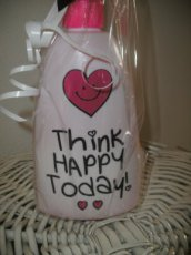 "Zeeppompje ""think happy today"""
